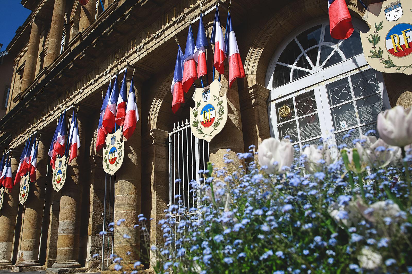 Mariage Château de Beauvoir. Mairie de Moulins. David Pommier photographe de mariage