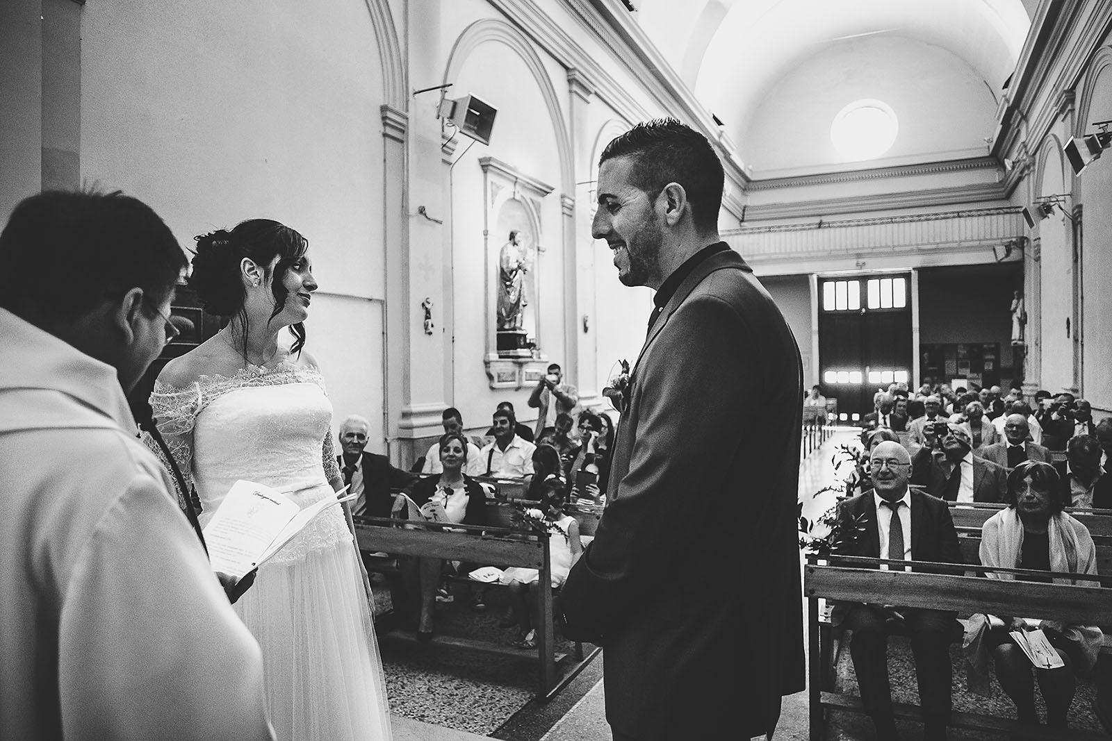 Mariage Villa Quélude David Pommier photographe de mariage. L'église de Marseille