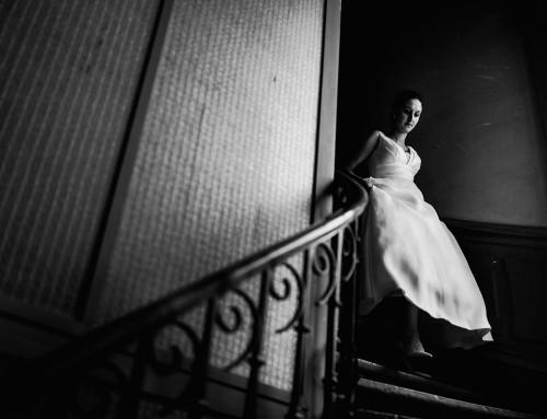 Photographe de mariage à Lyon – Chateau de Pizay