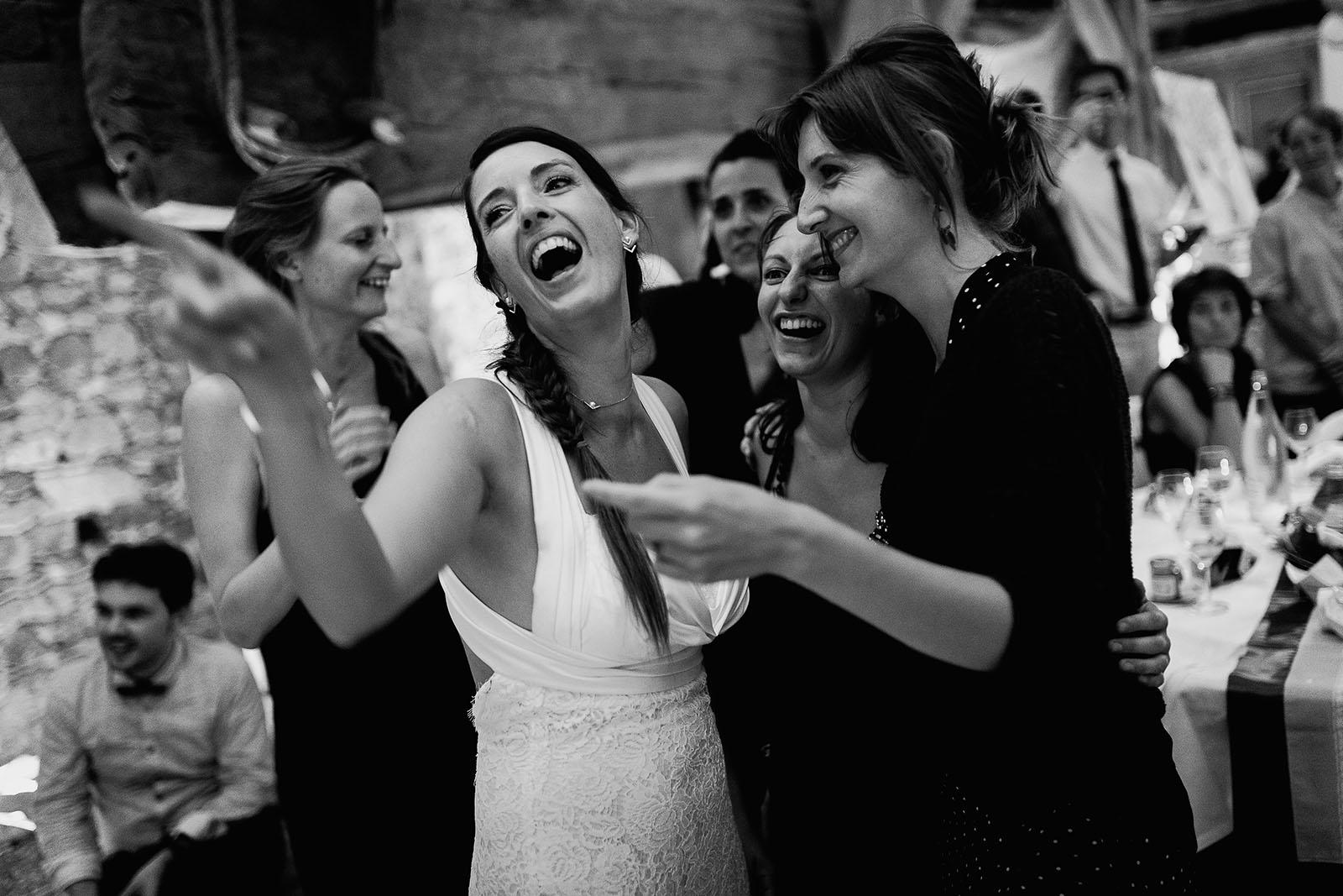 Mariage au château de Bisseret depuis saint Barthélémy reception