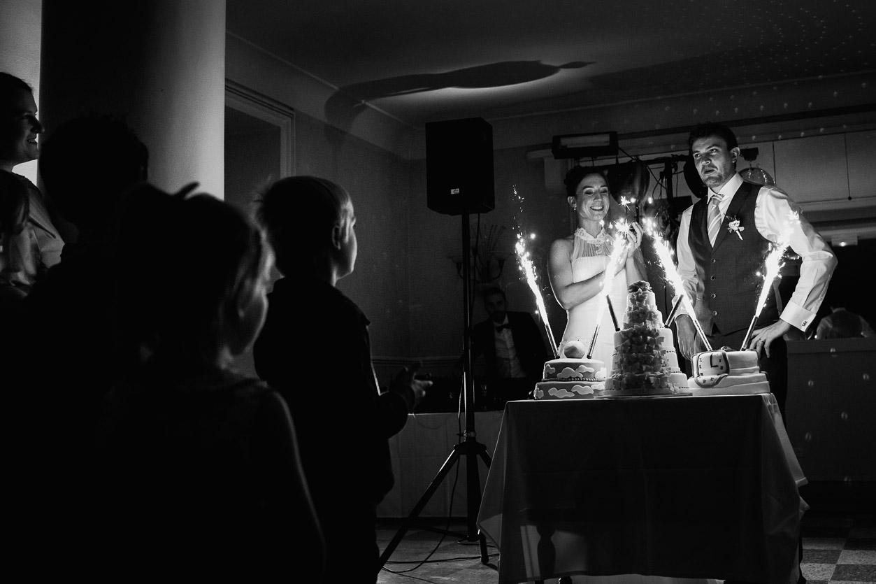 Hotel Royal Saint Mart Royat Clermont Ferrand Le gâteau des mariés