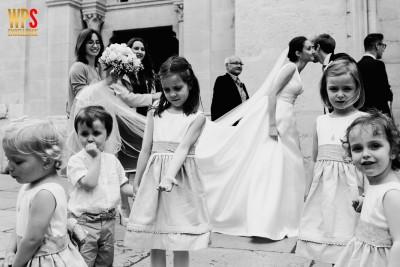 Récompense mariage Wps sur une photo de cérémonie. Photographe de mariage récompensé
