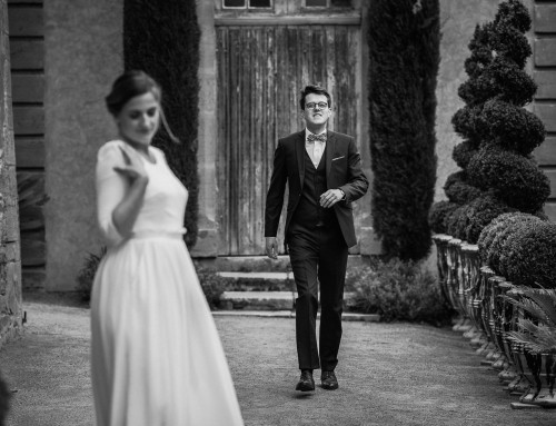 Reportage photo de mariage à Lyon – Manoir de la Garde