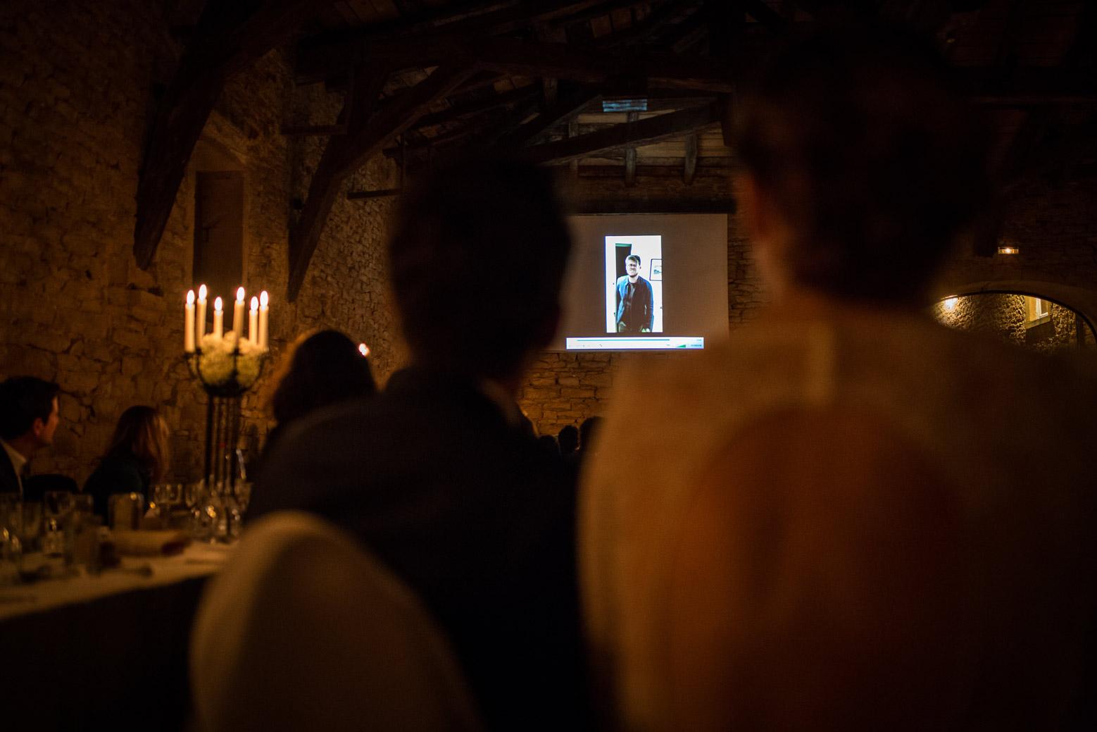 Reportage photo de mariage à Lyon - Manoir de la Garde.