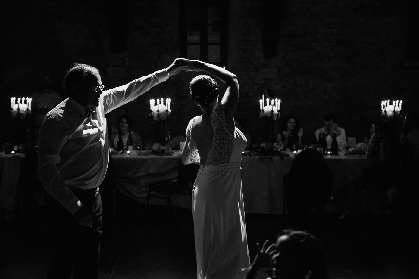 Reportage de mariage au Manoir de la Garde. Photo de David POMMIER Photographe à Lyon