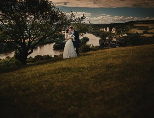 Reportage de mariage au Manoir de Corny en Normandie