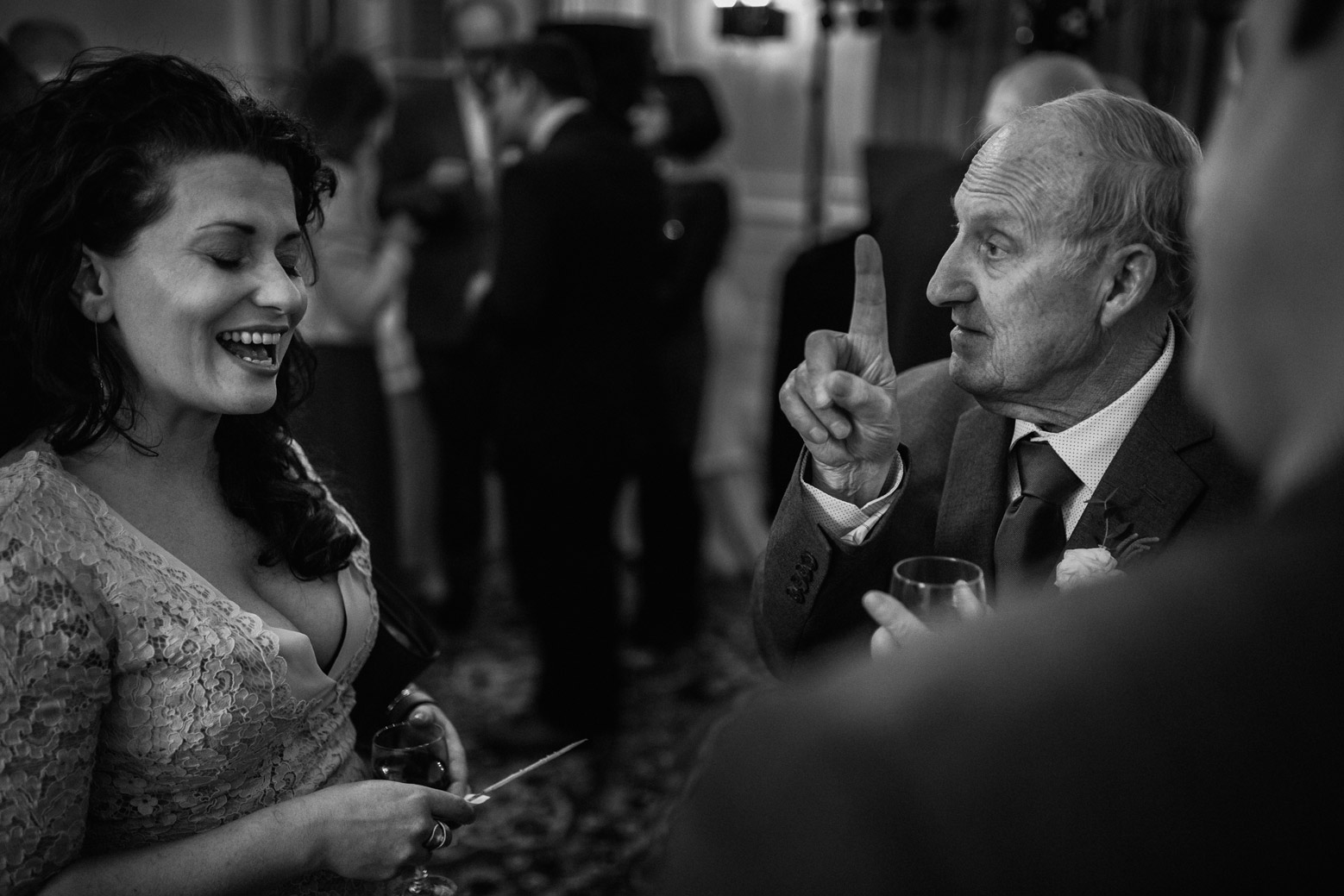 Reportage entre New York et Clermont Ferrand, un élégant mariage