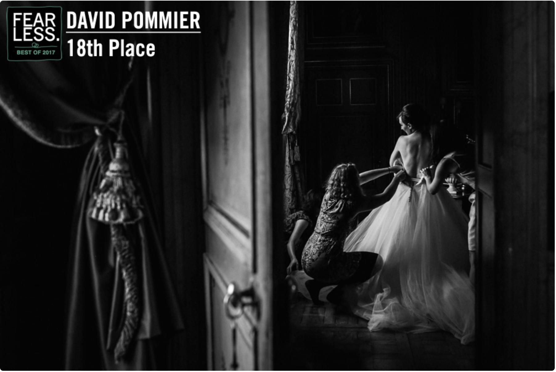 Récompense de photo de mariage Château de Saint Trys Lyon David POMMIER