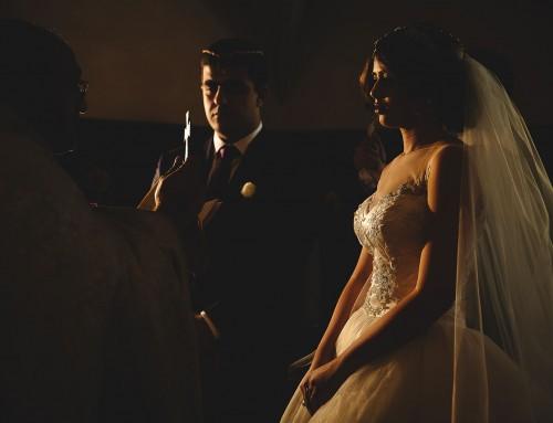 Un beau mariage dans la tradition