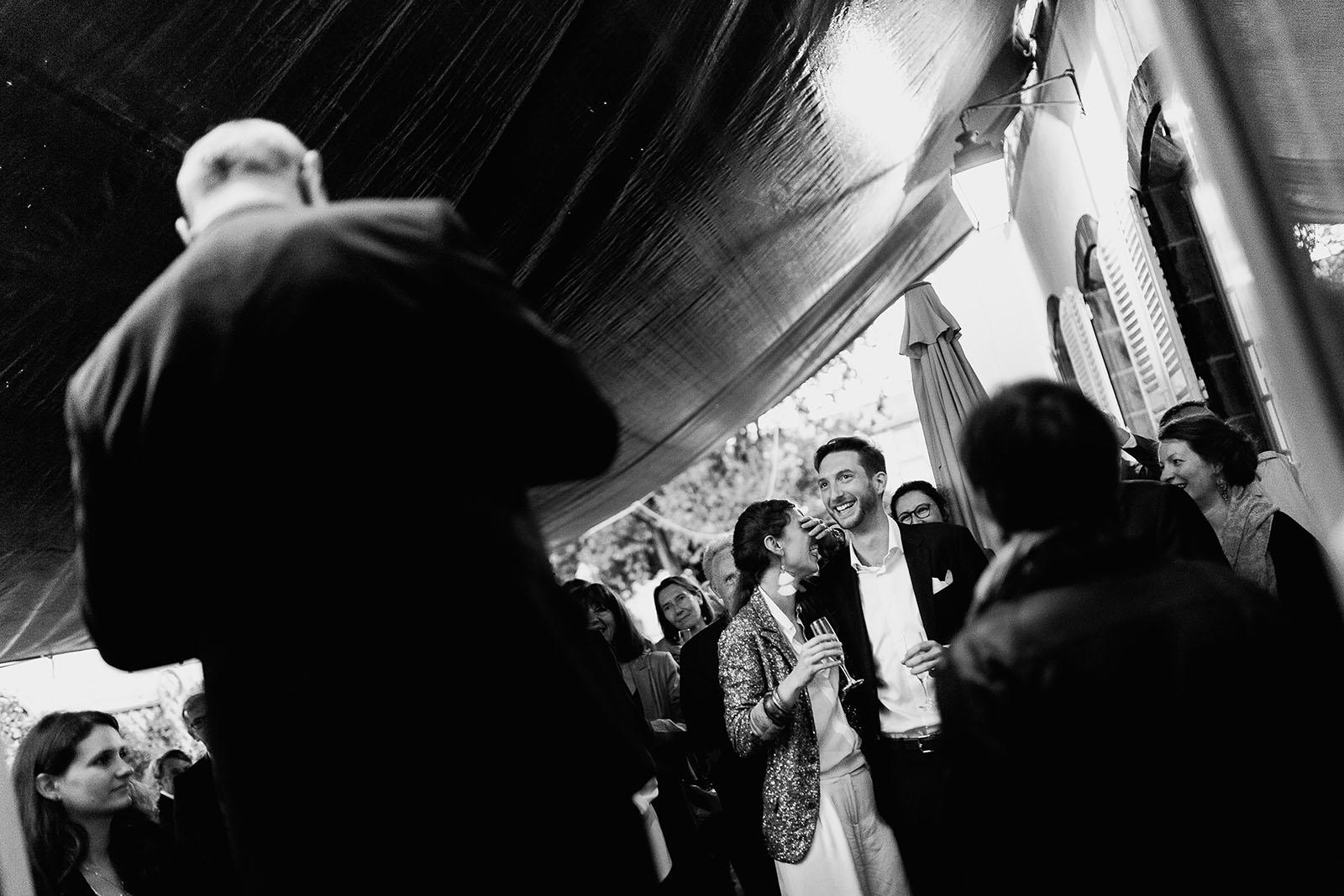Photographe de mariage à Clermont Ferrand Le discours du papa pour les mariés
