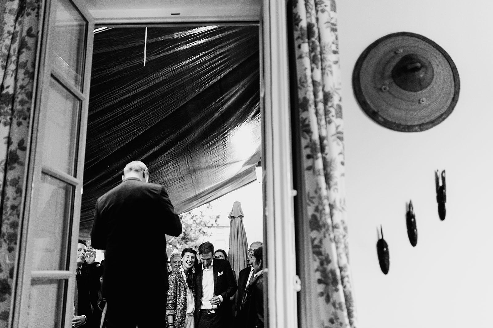 Photographe de mariage à Clermont Ferrand Le discours du papa