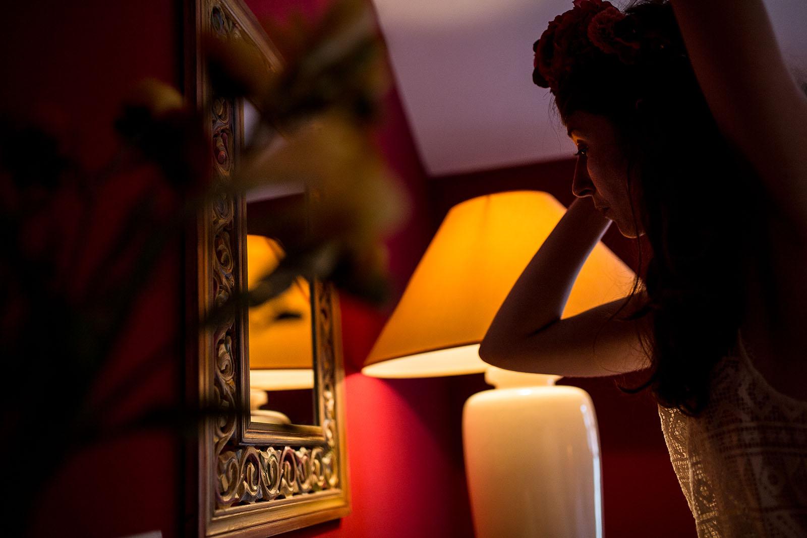 Photographe de mariage à Clermont Ferrand Préparatifs de la mariée