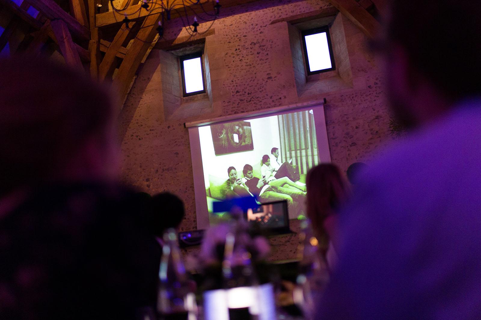 Mariage au Manoir de Corny en Normandie. Les vidéos surprises