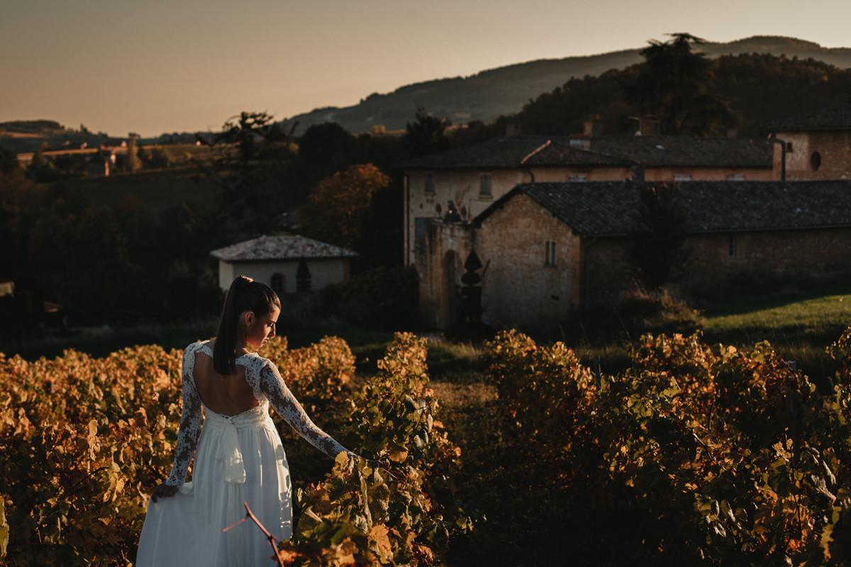 Meilleures photographies de mariage du photographe de mariage David Pommier. Manoir de laGalerie de photo de mariage David Pommier. Mariage dans les vignes