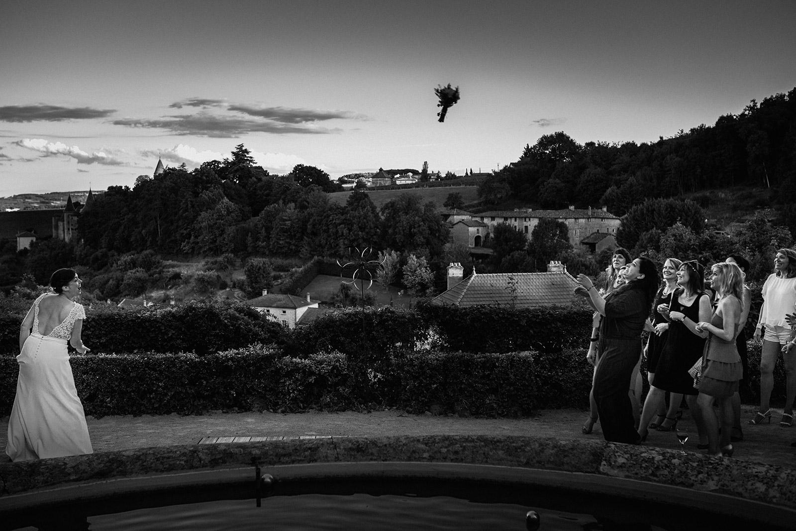 Galerie de photo de mariage David Pommier. Mariage au Manoir de la Garde