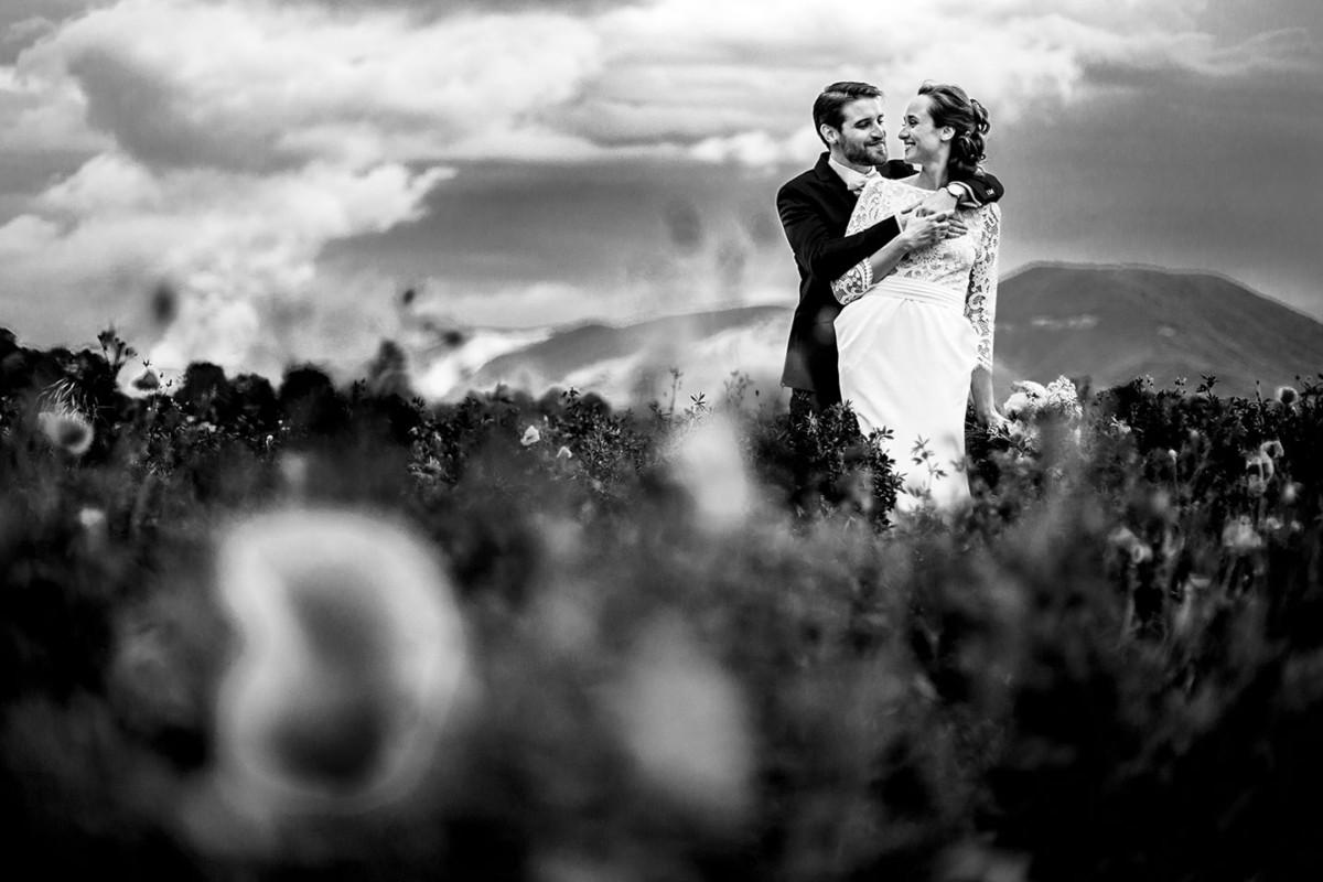 Meilleures photographies de mariage du photographe de mariage David Pommier. Reportage de mariage au Gîte la Batie en Drôme provençale