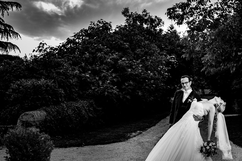 Un joli reportage de mariage au château du Sou