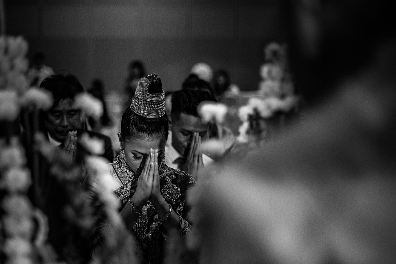 Tradition de la cérémonie khouane du mariage laotien