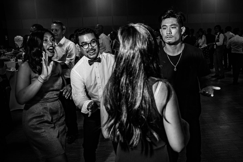 Dance floor du mariage
