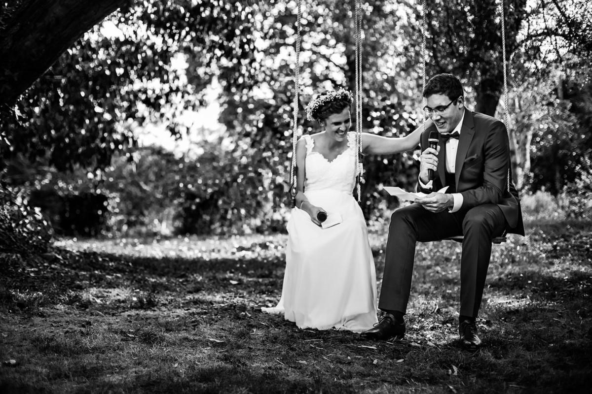 Meilleures photographies de mariage du photographe de mariage David Pommier. Château du Calaoué, Toulouse
