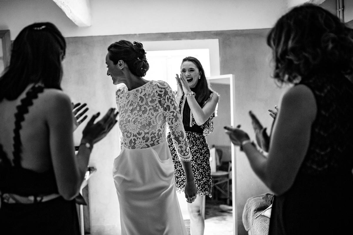 Meilleures photographies de mariage du photographe de mariage David Pommier. Gite de la Batie, Domaine la Batie
