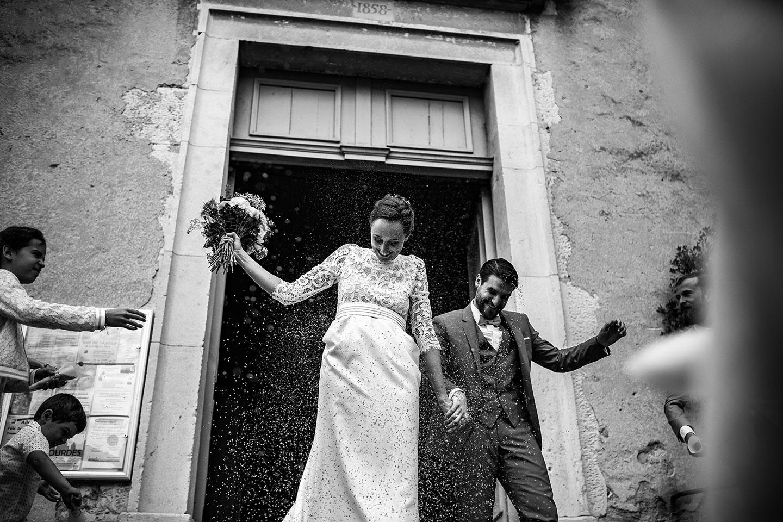 Meilleures photographies de mariage du photographe de mariage David Pommier. Saulce sur Rhône, Valence