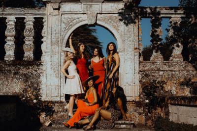 Meilleures photographies de mariage du photographe de mariage David Pommier. Chateau de la Bourdaisière. Comment réaliser les photos de groupe durant le mariage?