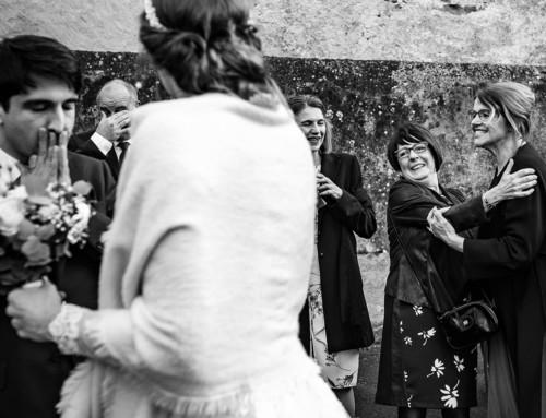 Photographie de mariage et émotion. Explication