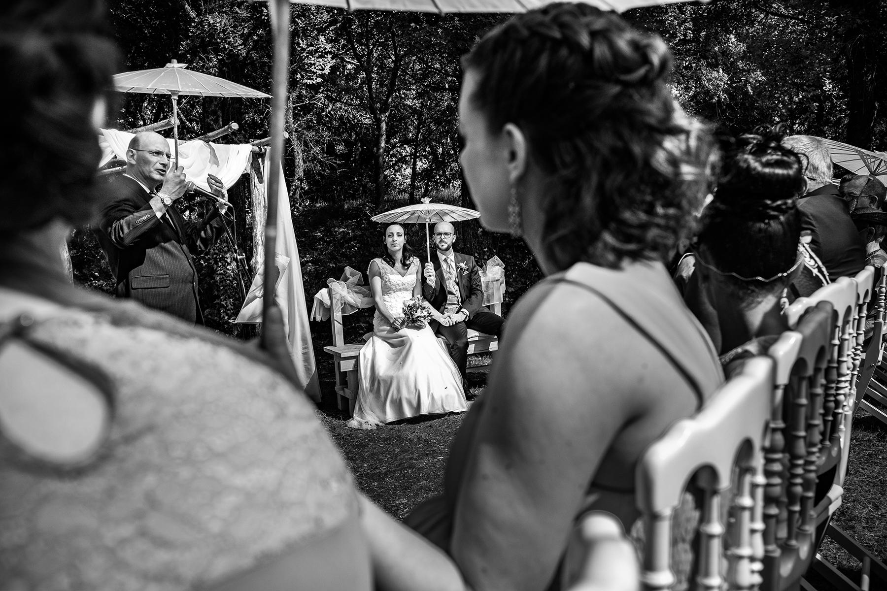 Reportage de mariage au Comptoir Saint Hilaire