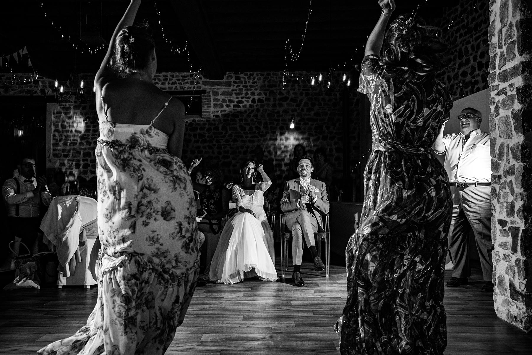 Reportage de mariage au château Pruzilly