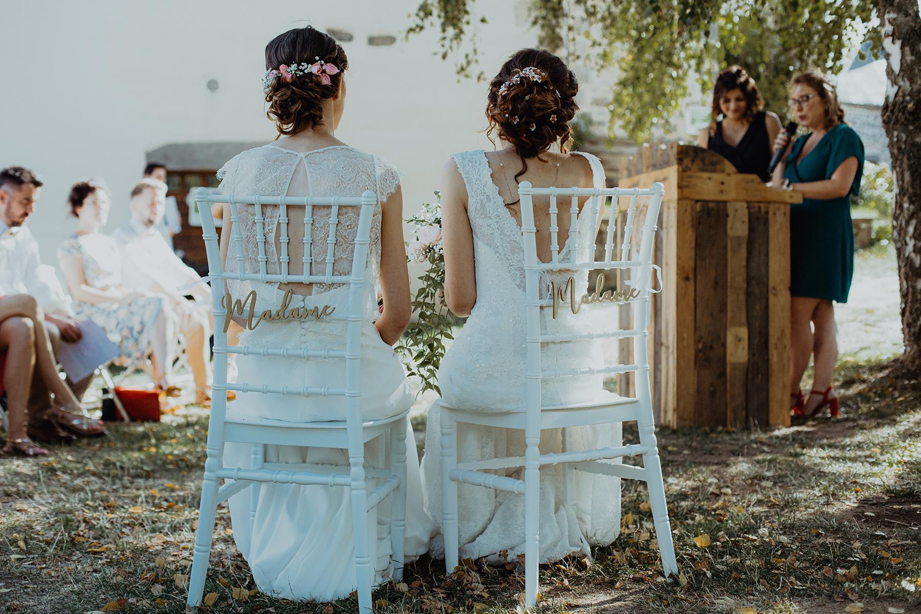Reportage de mariage Manoir de Veygoux, same-sex wedding
