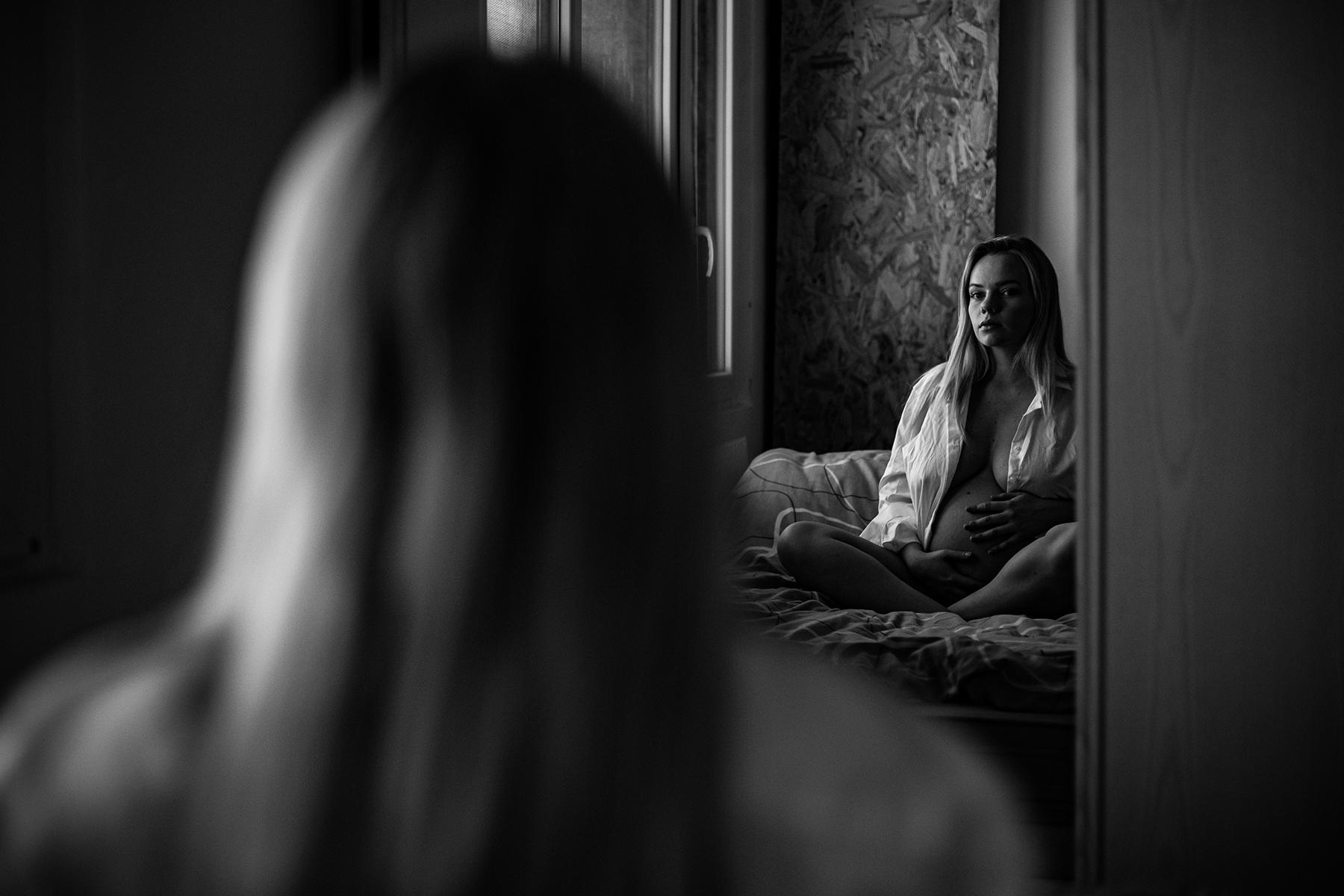 Photographe de femmes enceintes à Lyon