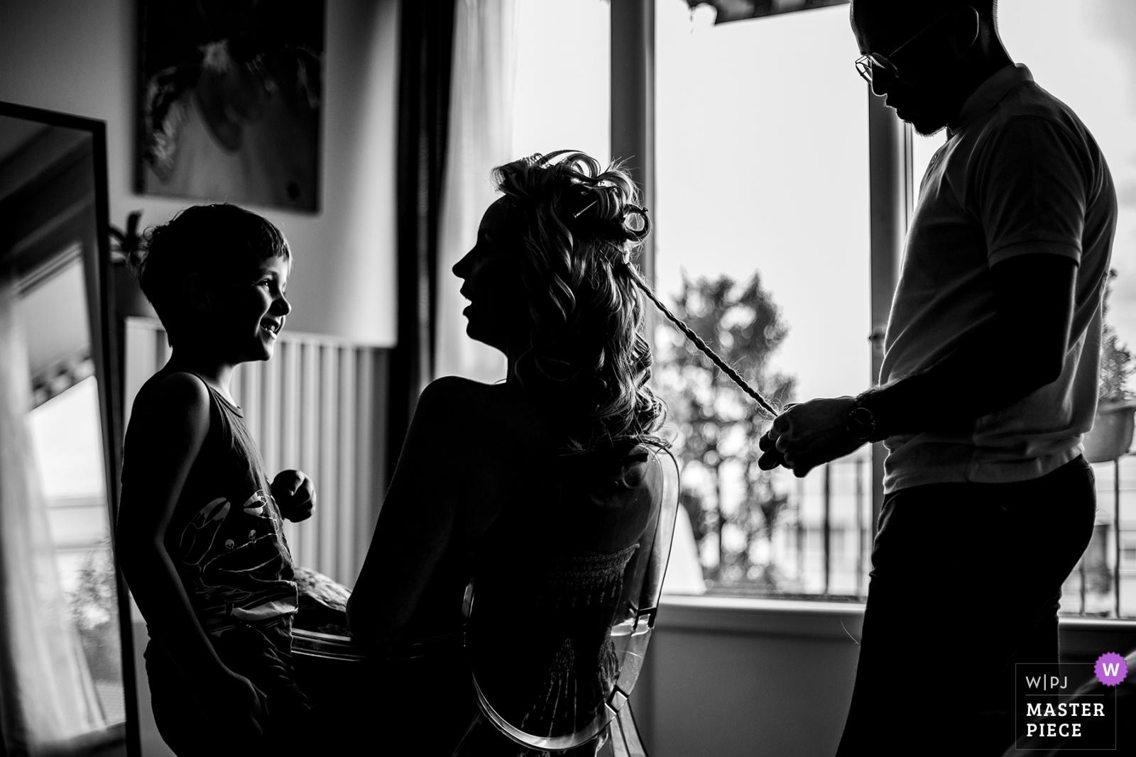 Photographe de mariage à Lyon récompensé