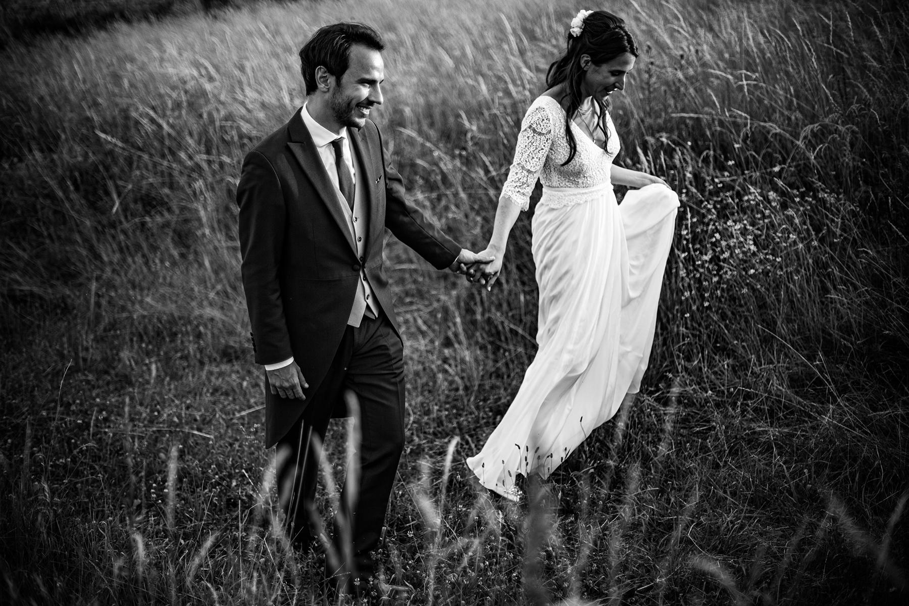 Reportage de mariage à Lyon - Manoir de la garde