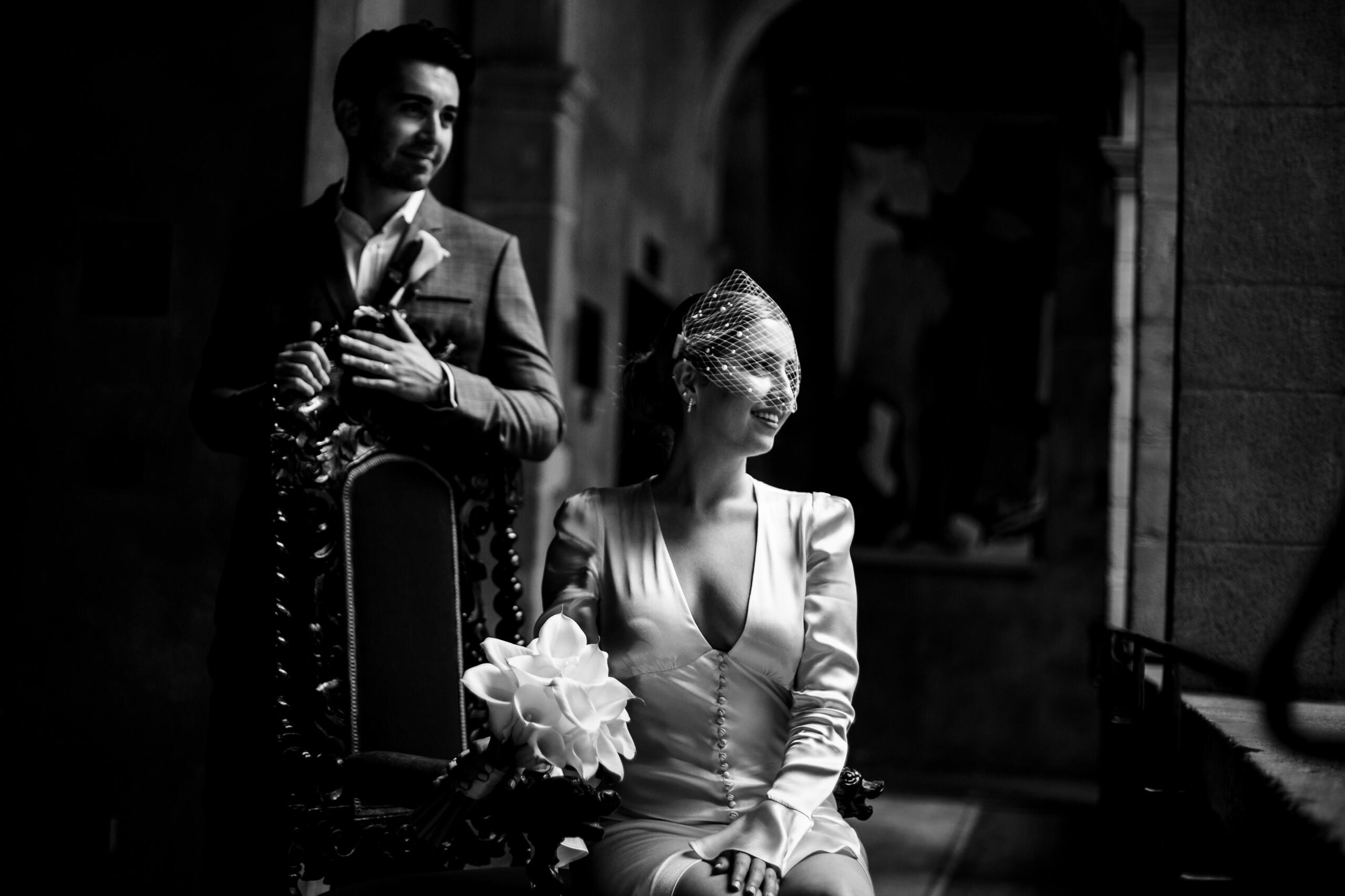 Mariage à la cour des Loges, Lyon